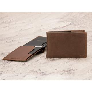 bellroy TRAVEL WALLET -brown- (ベルロイ トラベルウォレット 茶) |商品画像