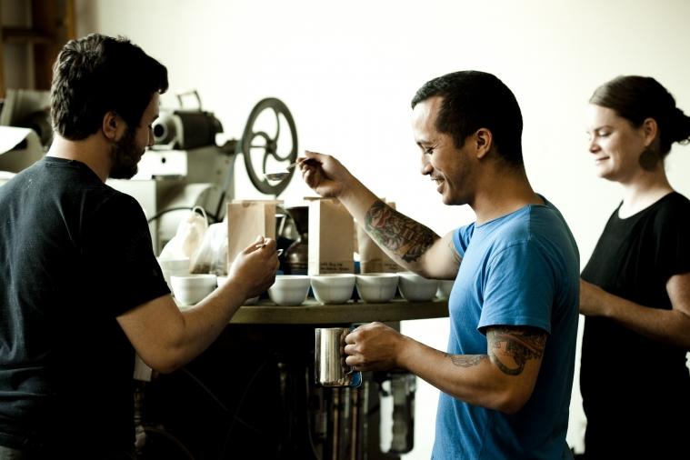 Fourbarrel Coffee(フォーバレルコーヒー)|イメージ画像