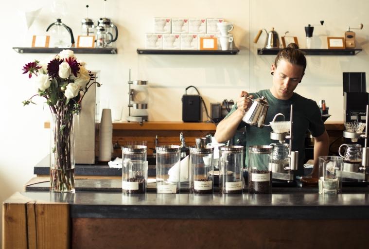 サンフランシスコのコーヒー豆が届きます|イメージ画像