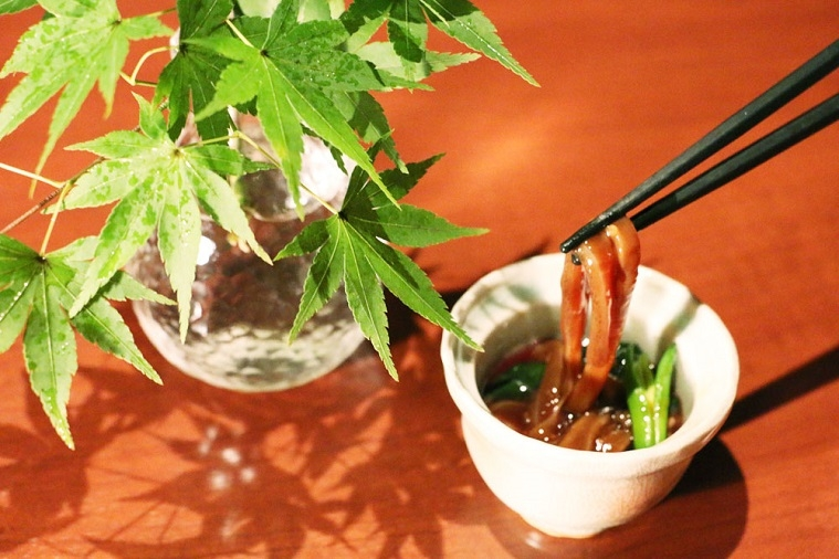 「東北の郷土料理・いか三升漬け」|イメージ画像