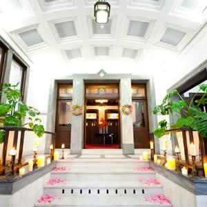 【神戸】神戸迎賓館 須磨離宮ル・アン ペアランチ JTBギフトトラベル|商品画像