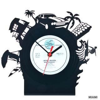 【Re Vinyl/リヴァイナル】アナログレコード 置き時計 Pavel Sidorenko/パヴェル シドレンコ 商品写真サムネイル
