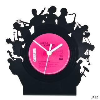 【Re Vinyl/リヴァイナル】アナログレコード 置き時計 Pavel Sidorenko/パヴェル シドレンコ|商品写真サムネイル