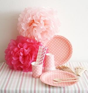 ピンクパーティ A ベーシックセット|商品画像