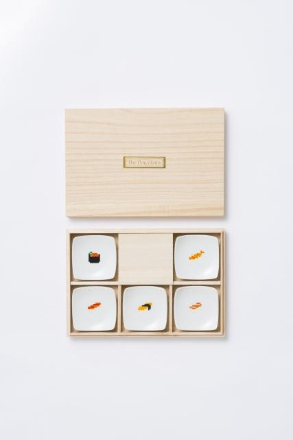 お寿司の箸置き