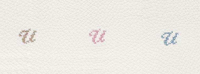 オリジナルのイニシャル刺繍|イメージ画像