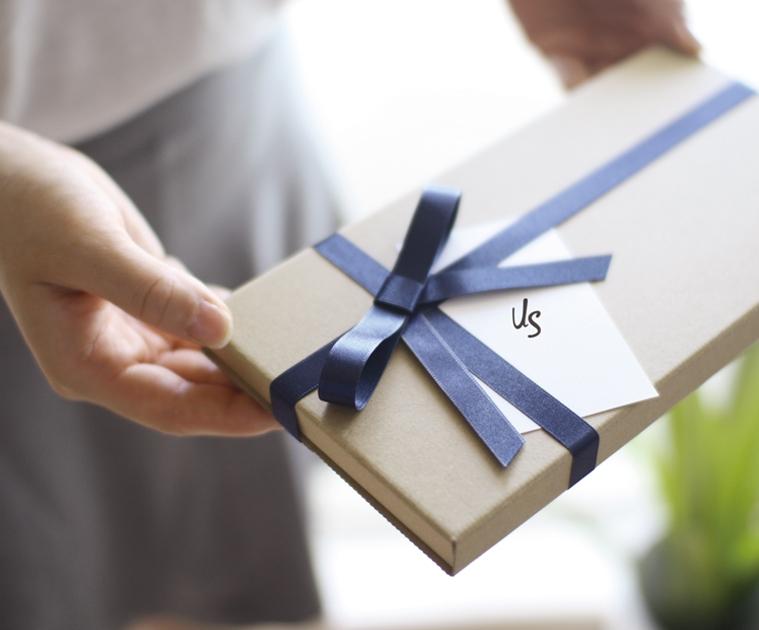 贈り物から生まれる、さまざまなストーリー|イメージ画像