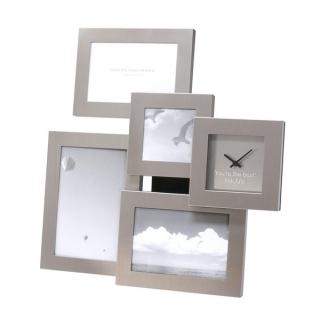 クロックフレーム メタル [名入れ]|商品画像