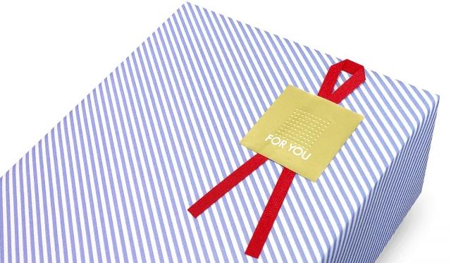 ネクタイ&ウォッチケース [名入れネクタイ携帯ケース]|商品写真
