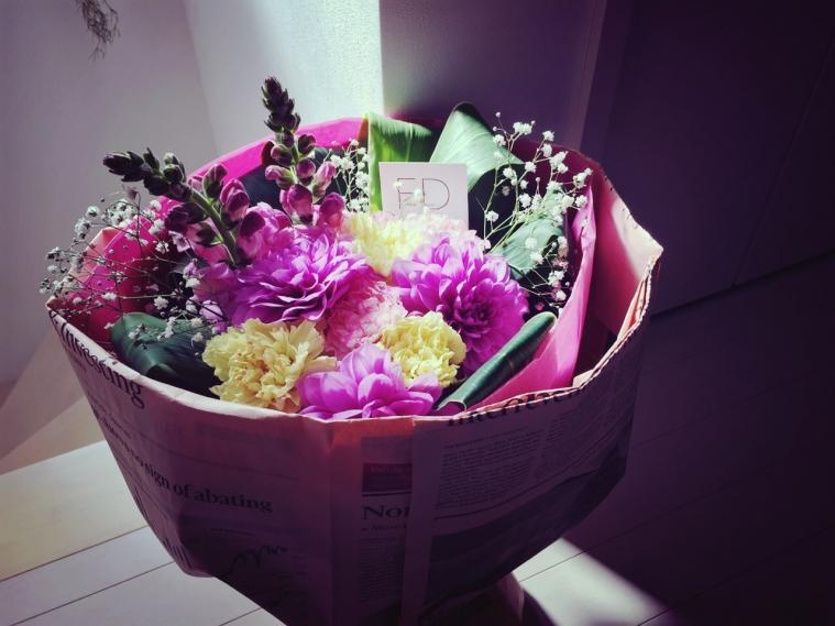お花で笑顔に!!|イメージ画像