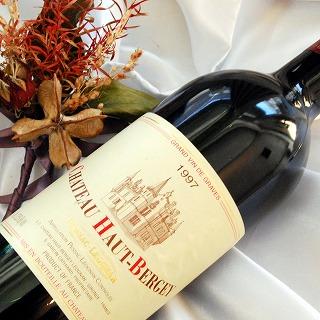 【20歳のお祝い】1997年生まれの方へ!ボルドー地方のエレガントな赤ワイン♪|商品画像