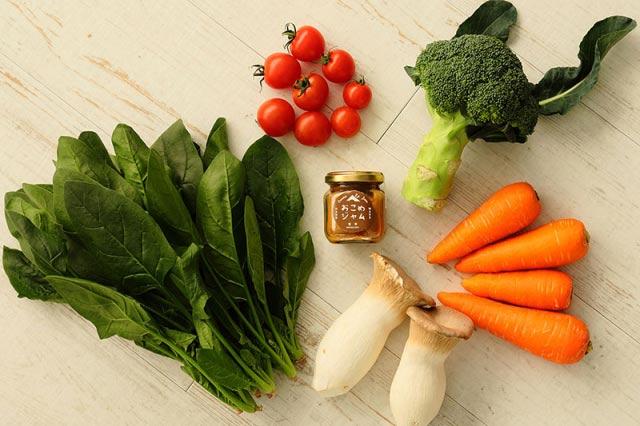 オーガニック野菜を楽しむ生活|商品写真