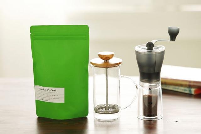 コーヒーを淹れるクラフトな生活|商品写真