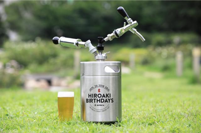 世界に1つの生樽クラフトビールサーバー|商品写真