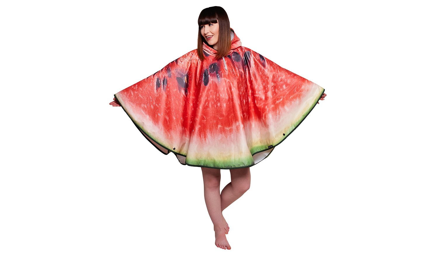 what-a-melon-watermelon-poncho-front-arms-open