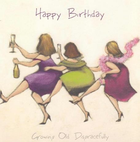 ちょっと大人な女性へsnsやメールの誕生日メッセージに添付したい