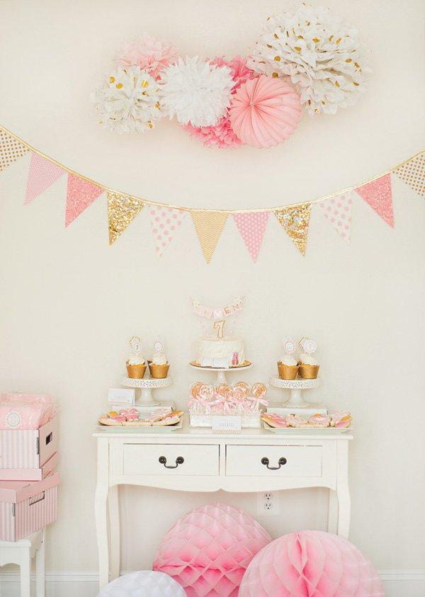 gold-pink-dessert-table