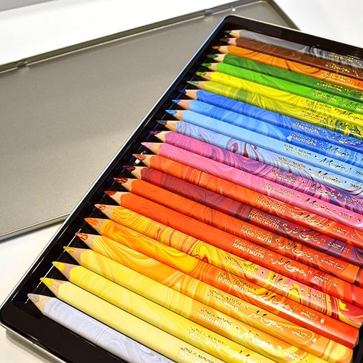 色鉛筆23色+1セット