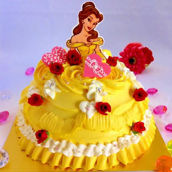 ベルのドールケーキ