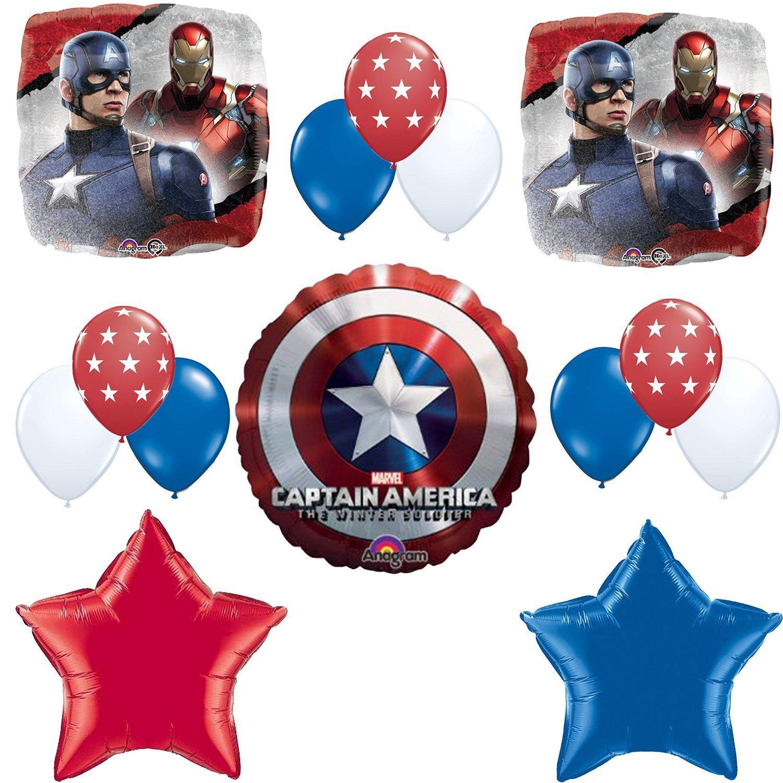 キャプテン・アメリカのバルーンセット