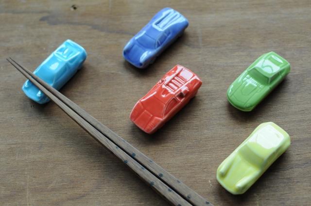 スーパーカー箸置き 5台セット